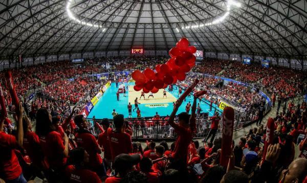 CBV divulga tabela de competição que abre temporada do vôlei nacional