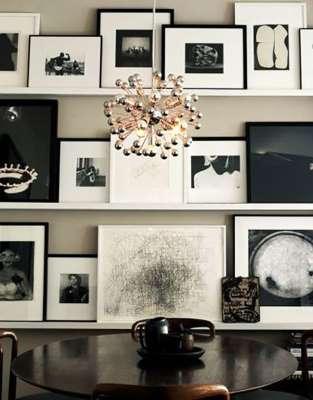 5 maneiras modernas de decorar a casa com fotos de família