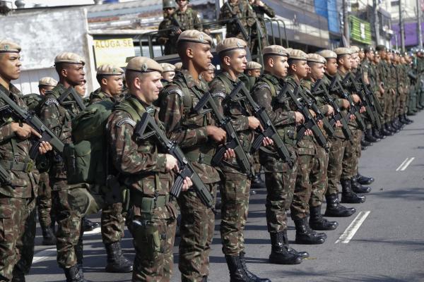 Serviço Militar convoca reservistas