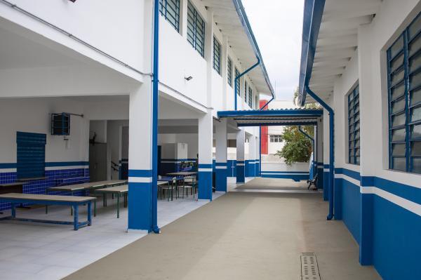 Prefeitura conclui a reforma completa de mais escolas municipais