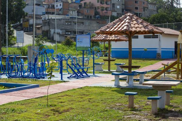 Prefeitura cria áreas de lazer e esporte com infraestrutura completa