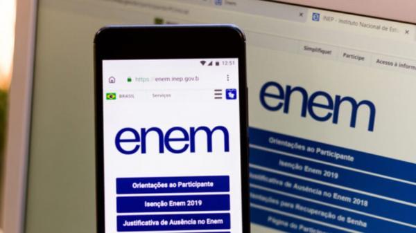 Candidatos reclamam que Enem digital foi 'mais fácil'