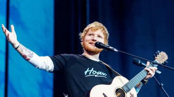 Ed Sheeran indica que lançará um novo álbum ainda este ano