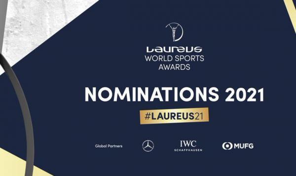 Prêmio Laureus divulga concorrentes de 2021