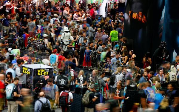 Comic-Con, maior feira de cultura pop, é cancelada pelo 2º ano seguido devido à pandemia