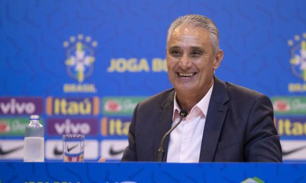 Início do Brasil nas Eliminatórias superou as expectativas, diz Tite
