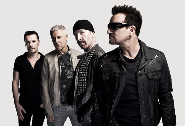 U2 vai exibir shows históricos da banda no YouTube em março e abril