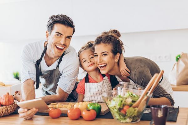 Cinco dicas para mudar sem sofrimentos e comer melhor