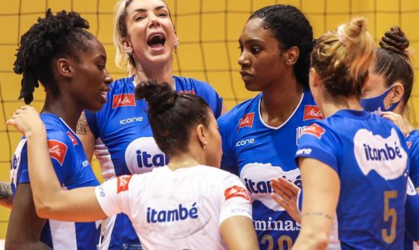 Minas Tênis Clube conquista Superliga Feminina