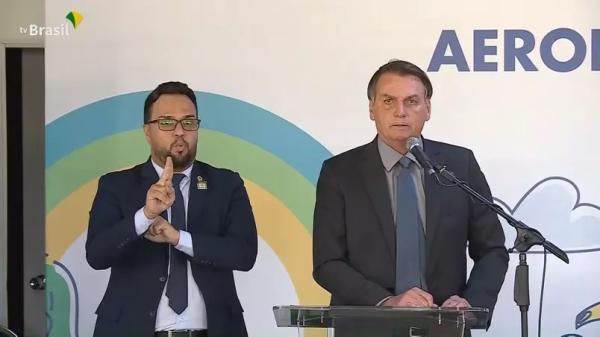 Política do 'fecha tudo' empobrece o Brasil, diz Bolsonaro