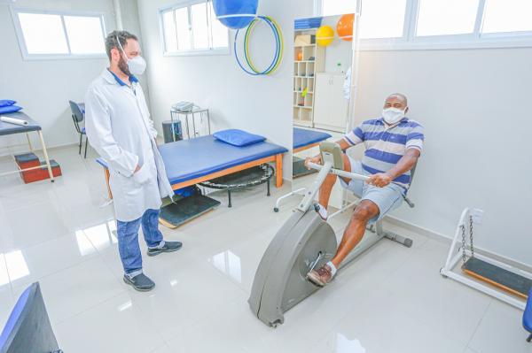 Centro Funcional Integrado em Saúde (CEFIS) ganha nova sede