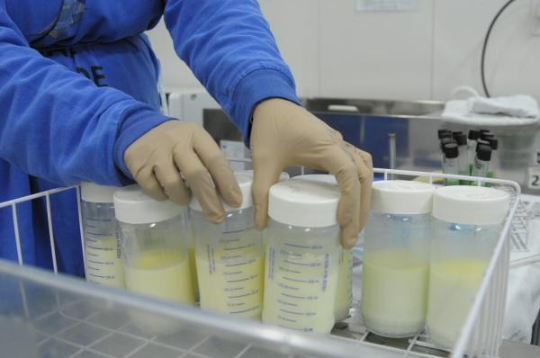 USP: Mães passam anticorpos contra Covid-19 para bebês pelo leite materno