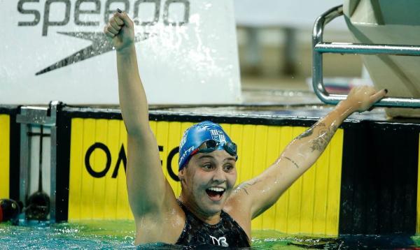 Seletiva olímpica credencia mais cinco nadadores para Olimpíada