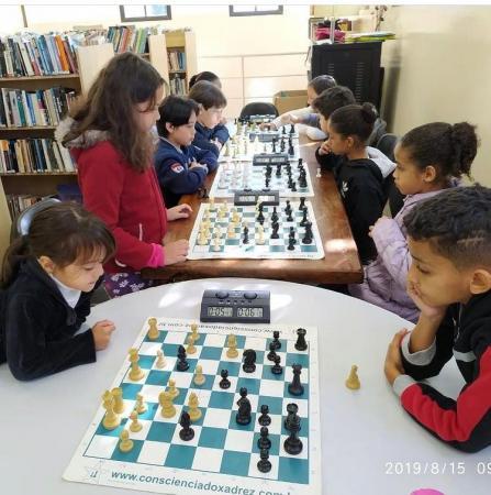 Cultura realiza torneio virtual de xadrez no próximo dia 29
