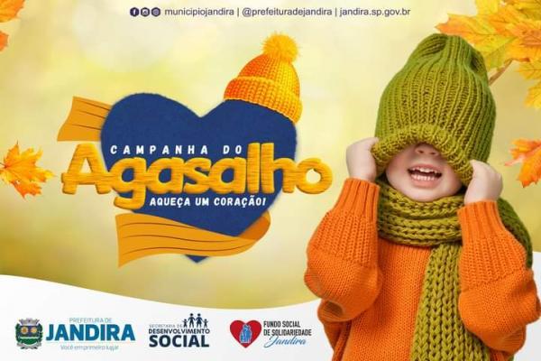 Prefeitura realiza evento de lançamento da Campanha do Agasalho 2021