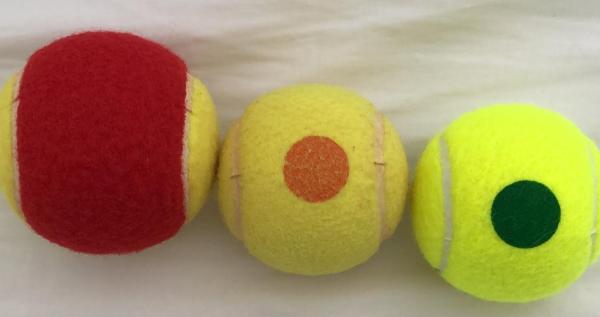Um treino de tênis em casa: prepare a raquete e a bolinha