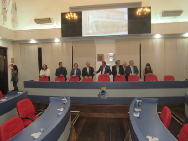 Cinco Indicações são apresentadas durante a 15ª Sessão Ordinária