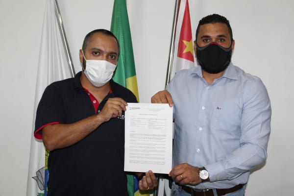Câmara Municipal de Jandira firma parceria com a Wizard