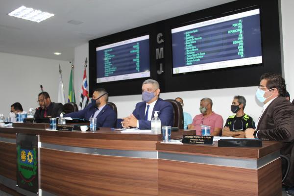 Câmara de Jandira aprova convênio entre o Legislativo Municipal e a União