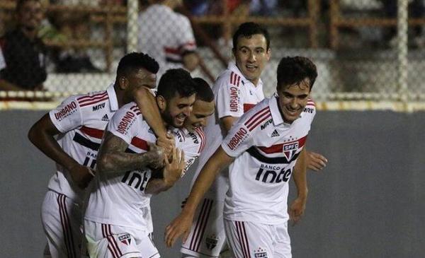 Maior parte do elenco do São Paulo tem um ano ou mais no clube