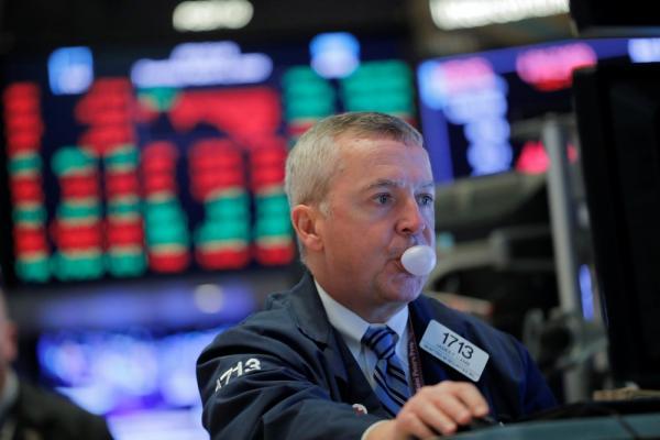 Wall Street tem 2ª queda semanal consecutiva com declínio em setor de tecnologia