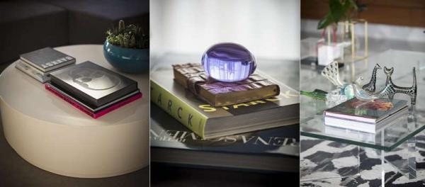Descubra maneiras criativas de usar livros na decoração de sua casa