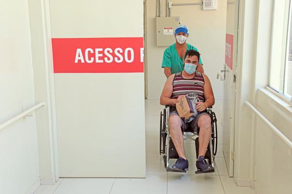 Taxa de letalidade do coronavírus da cidade é uma das menores da região