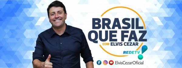 Brasil que Faz - Elvis Cezar entrevista Sylvia Design