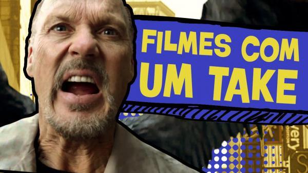 FILMES GRAVADOS EM UM ÚNICO TAKE! - #CURIOSIDADES
