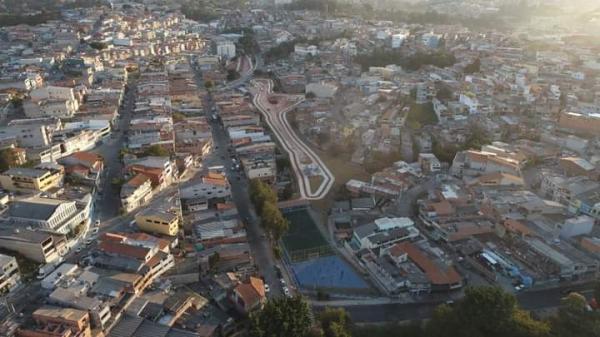 Lançamento de obras em Carapicuíba